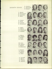 Lake Arthur High School - Tiger Yearbook (Houston, TX) online yearbook collection, 1949 Edition, Page 53