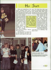 Page 9, 1987 Edition, Pleasant Grove High School - Grove Yearbook (Texarkana, TX) online yearbook collection