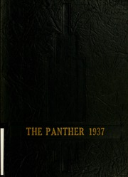 Seymour High School - Panther Yearbook (Seymour, TX) online yearbook collection, 1937 Edition, Page 1