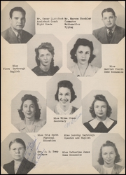 Page 15, 1942 Edition, Seymour High School - Panther Yearbook (Seymour, TX) online yearbook collection