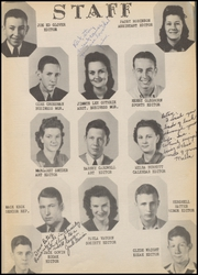 Page 9, 1942 Edition, Seymour High School - Panther Yearbook (Seymour, TX) online yearbook collection