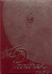 Seymour High School - Panther Yearbook (Seymour, TX) online yearbook collection, 1950 Edition, Page 1