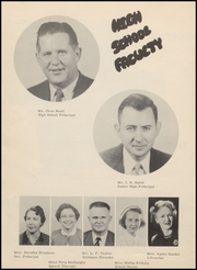 Page 14, 1955 Edition, Seymour High School - Panther Yearbook (Seymour, TX) online yearbook collection