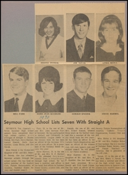 Page 3, 1955 Edition, Seymour High School - Panther Yearbook (Seymour, TX) online yearbook collection