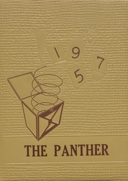 Seymour High School - Panther Yearbook (Seymour, TX) online yearbook collection, 1957 Edition, Page 1
