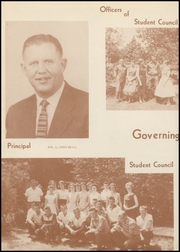 Page 10, 1957 Edition, Seymour High School - Panther Yearbook (Seymour, TX) online yearbook collection