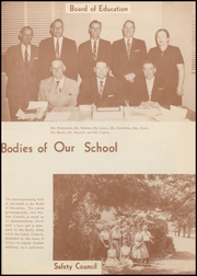 Page 11, 1957 Edition, Seymour High School - Panther Yearbook (Seymour, TX) online yearbook collection