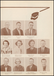 Page 13, 1957 Edition, Seymour High School - Panther Yearbook (Seymour, TX) online yearbook collection