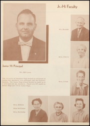 Page 14, 1957 Edition, Seymour High School - Panther Yearbook (Seymour, TX) online yearbook collection