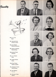 Page 13, 1958 Edition, Seymour High School - Panther Yearbook (Seymour, TX) online yearbook collection