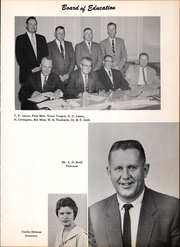 Page 9, 1958 Edition, Seymour High School - Panther Yearbook (Seymour, TX) online yearbook collection