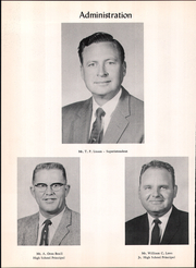 Page 8, 1960 Edition, Seymour High School - Panther Yearbook (Seymour, TX) online yearbook collection