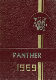 Seymour High School - Panther Yearbook (Seymour, TX) online yearbook collection, 1969 Edition, Page 1