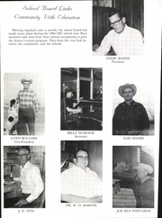 Page 10, 1967 Edition, Henrietta High School - Bearcat Yearbook (Henrietta, TX) online yearbook collection