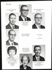 Page 14, 1967 Edition, Henrietta High School - Bearcat Yearbook (Henrietta, TX) online yearbook collection