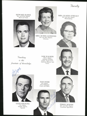 Page 15, 1967 Edition, Henrietta High School - Bearcat Yearbook (Henrietta, TX) online yearbook collection