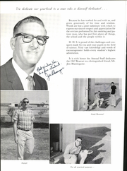 Page 8, 1967 Edition, Henrietta High School - Bearcat Yearbook (Henrietta, TX) online yearbook collection