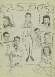 Page 17, 1945 Edition, Wink High School - Wildcat Yearbook (Wink, TX) online yearbook collection