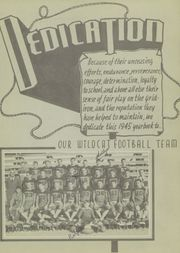 Page 7, 1945 Edition, Wink High School - Wildcat Yearbook (Wink, TX) online yearbook collection