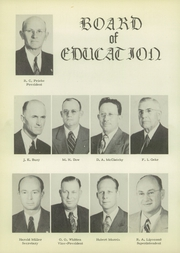 Page 12, 1948 Edition, Wink High School - Wildcat Yearbook (Wink, TX) online yearbook collection