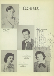 Page 15, 1948 Edition, Wink High School - Wildcat Yearbook (Wink, TX) online yearbook collection