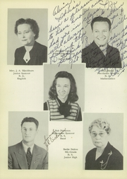 Page 16, 1948 Edition, Wink High School - Wildcat Yearbook (Wink, TX) online yearbook collection