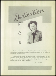Page 11, 1948 Edition, Hermleigh High School - Cardinal Call Yearbook (Hermleigh, TX) online yearbook collection