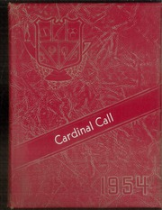 1954 Edition, Hermleigh High School - Cardinal Call Yearbook (Hermleigh, TX)