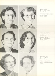 Page 10, 1954 Edition, Hermleigh High School - Cardinal Call Yearbook (Hermleigh, TX) online yearbook collection
