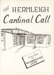 Page 5, 1954 Edition, Hermleigh High School - Cardinal Call Yearbook (Hermleigh, TX) online yearbook collection