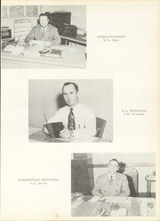 Page 7, 1954 Edition, Hermleigh High School - Cardinal Call Yearbook (Hermleigh, TX) online yearbook collection