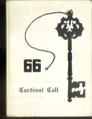 1966 Edition, Hermleigh High School - Cardinal Call Yearbook (Hermleigh, TX)