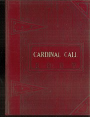 1967 Edition, Hermleigh High School - Cardinal Call Yearbook (Hermleigh, TX)