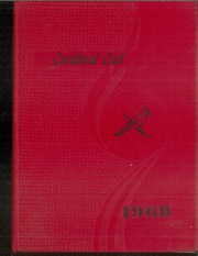1968 Edition, Hermleigh High School - Cardinal Call Yearbook (Hermleigh, TX)
