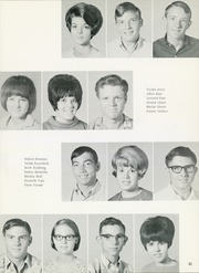 Page 25, 1968 Edition, Hermleigh High School - Cardinal Call Yearbook (Hermleigh, TX) online yearbook collection