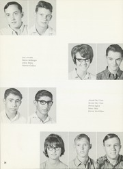 Page 28, 1968 Edition, Hermleigh High School - Cardinal Call Yearbook (Hermleigh, TX) online yearbook collection