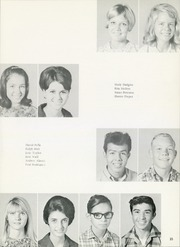 Page 29, 1968 Edition, Hermleigh High School - Cardinal Call Yearbook (Hermleigh, TX) online yearbook collection