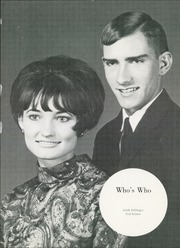 Page 37, 1968 Edition, Hermleigh High School - Cardinal Call Yearbook (Hermleigh, TX) online yearbook collection