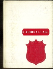 1969 Edition, Hermleigh High School - Cardinal Call Yearbook (Hermleigh, TX)