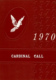 1970 Edition, Hermleigh High School - Cardinal Call Yearbook (Hermleigh, TX)
