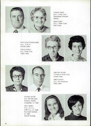 Page 10, 1970 Edition, Hermleigh High School - Cardinal Call Yearbook (Hermleigh, TX) online yearbook collection