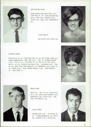 Page 13, 1970 Edition, Hermleigh High School - Cardinal Call Yearbook (Hermleigh, TX) online yearbook collection