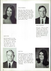 Page 14, 1970 Edition, Hermleigh High School - Cardinal Call Yearbook (Hermleigh, TX) online yearbook collection