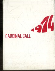 1974 Edition, Hermleigh High School - Cardinal Call Yearbook (Hermleigh, TX)