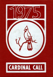 1975 Edition, Hermleigh High School - Cardinal Call Yearbook (Hermleigh, TX)