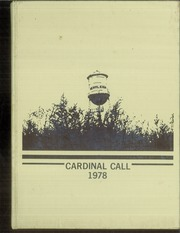 1978 Edition, Hermleigh High School - Cardinal Call Yearbook (Hermleigh, TX)