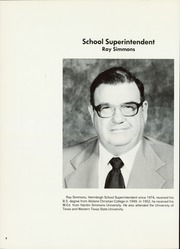 Page 12, 1978 Edition, Hermleigh High School - Cardinal Call Yearbook (Hermleigh, TX) online yearbook collection