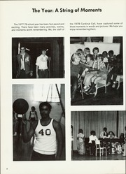 Page 8, 1978 Edition, Hermleigh High School - Cardinal Call Yearbook (Hermleigh, TX) online yearbook collection