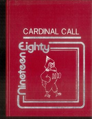 1980 Edition, Hermleigh High School - Cardinal Call Yearbook (Hermleigh, TX)