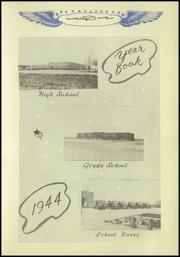 Page 13, 1944 Edition, Roosevelt High School - Eagle Yearbook (Lubbock, TX) online yearbook collection